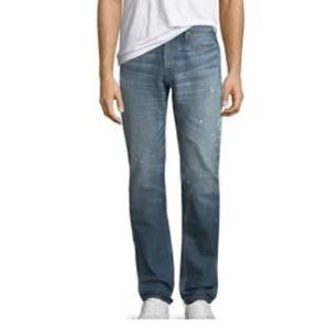 FRAME L'Homme Slim fit Mid-Rise Everhart Jeans